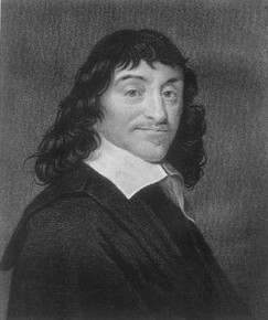 """I think therefore I am""Rene Descartes"