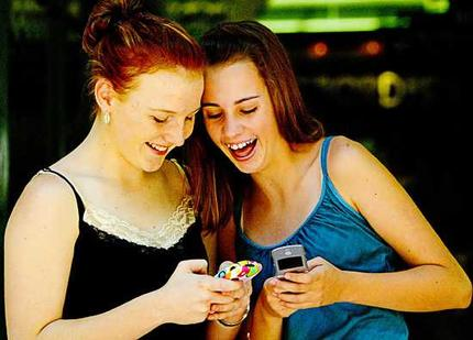 texting-each-ther