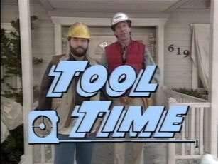 "Richard Karn & Tim Allen""Home Improvement"""
