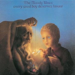 Some of the good stuff -Music by the Moody Blues