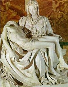 PietaMichelangelo Buonarroti1499