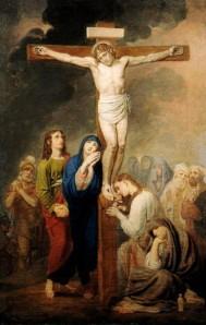 Vladimir BorovikovskyThe Crucifixion