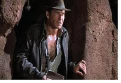 """Indiana Jones and the Last Crusade."" (Great flick)"