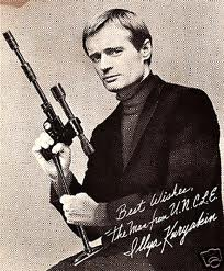 David McCallum as Illya Kuriyakan Man from U.N.C.L.E....