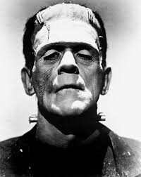 Boris Karloff THE Frankenstein Monster!