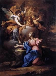 Christ in the Garden of Gethsemane  1746   Pinacoteca, Vatican City, Vatican