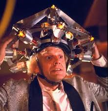 Christopher Lloyd, genius as Emmett Brown, genius