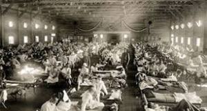 Spanish flu treatment center Smithsonianmag.com