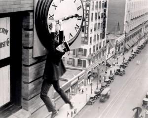 Harold Lloyd Modern Times